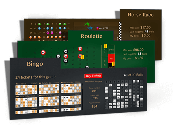 Image of bingo table design by Hexoo ux/ui design team